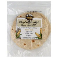 La Tortilla Factory White Corn Tortillas