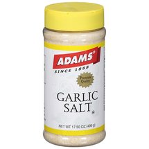 Adams Garlic Salt Seasoning