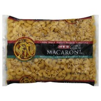 H-E-B Large Elbow Macaroni
