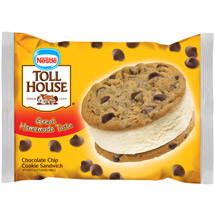 Nestle Toll House Chocolate Chip Cookie Sandwich