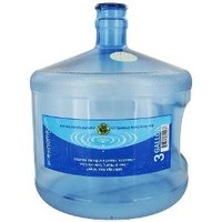 New Wave Enviro Products BPA Free Reusable 3 Gallon Bottle