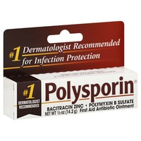 Polysporin® Antibiotic Ointment First Aid Antibiotic Ointment