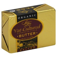 Sierra Nevada Cheese Company Vat Cultured European Style Salted Butter