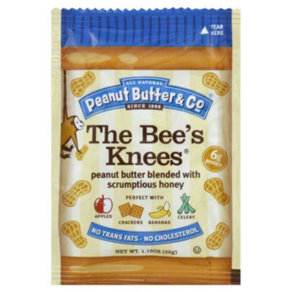 Peanut Butter & Co. The Bee's Knees Peanut Butter Blend