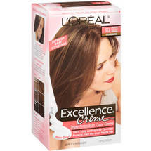 L'Oreal Excellence Creme Medium Golden Brown Warmer 5G Hair Color