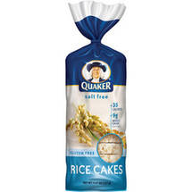 Quaker Salt Free Rice Cakes