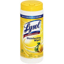 Lysol Bath Wipes