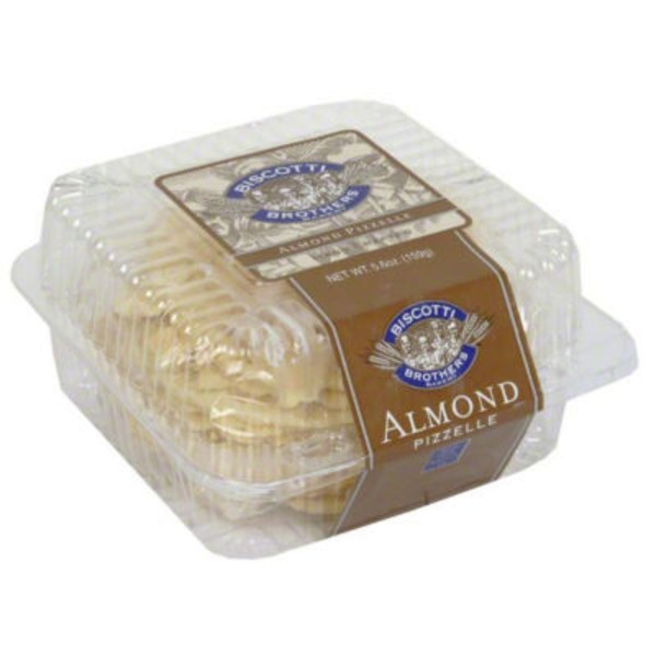 Biscotti Brothers Bakery Almond Pizzelle