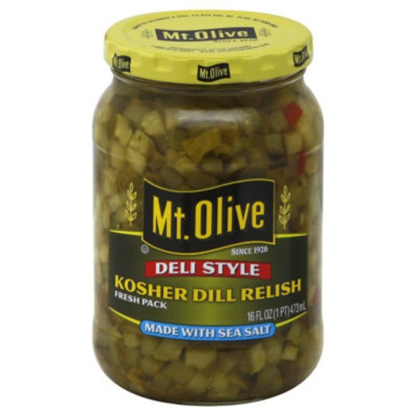 Mt. Olive Deil Style Dill Relish