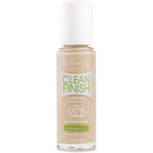 Rimmel Clean Finish Foundation Warm Ivory