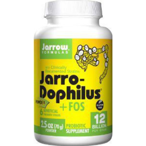 Jarrow Dophilus Plus Fos Powder