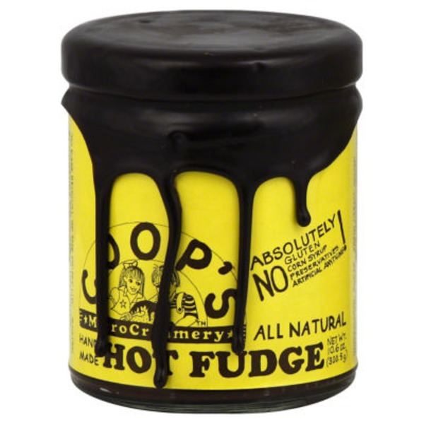Coops Gluten-Free Soy-Free Corn Syrup Free Hot Fudge