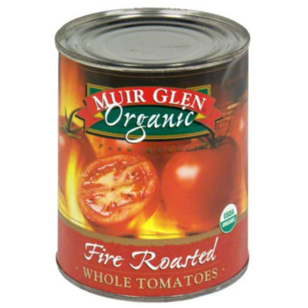 Muir Glen Organic Whole Fire Roasted Tomatoes