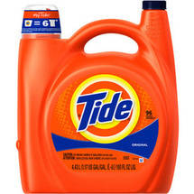 Tide 2X Original Liquid Laundry Detergent