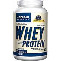 Jarrow Formulas Whey Protein Powder, French Vanilla