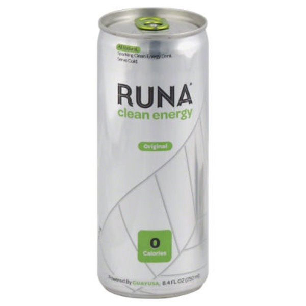 Runa Original Zero Clean Energy Drink