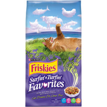 Friskies Feline Favorites Cat Food