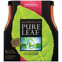 Pure Leaf Raspberry Real Brewed Tea
