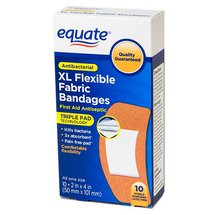 Equate XL Flexible Fabric Bandages