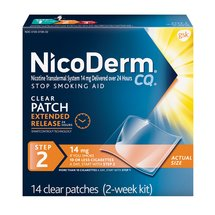 NicoDerm CQ Patch Step 2 -14ct