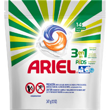 Ariel 3 in 1 Power Pods Laundry Detergent Capsules