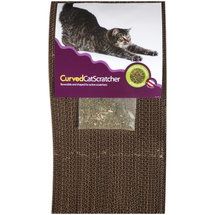 OurPets Curved Cat Scratcher