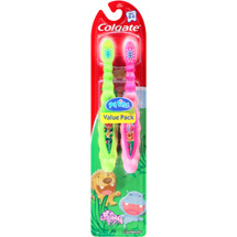 Colgate My First Ages Soft Toothbrushes