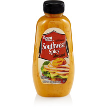 Great Value All Natural Southwest Spicy Mustard