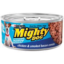 Mighty Dog Dog Food Gourmet Dinner