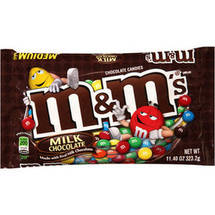M&Ms Milk Chocolate