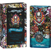 Ed Hardy Hearts & Daggers Eau De Toilette for Men