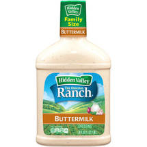 Hidden Valley Old-Fashioned Buttermilk Salad Dressing 36 Fl Oz