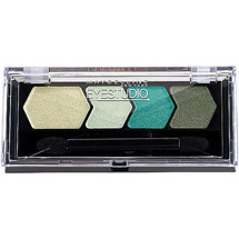 Maybelline Eye Studio Color Plush Silk Eyeshadow Gutsy Green