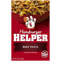 Hamburger Helper Beef Noodle