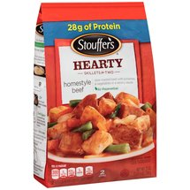 Stouffer's Hearty Skillets for Two Homestyle Beef