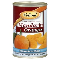 Roland Fancy Whole Mandarin Oranges