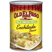 Old El Paso Mild Green Chile Enchilada Sauce