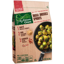 Green Giant Bacon Brussels Sprouts Sautes