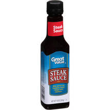Great Value Steak Sauce