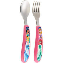 The First Years Disney Princess Fork & Spoon