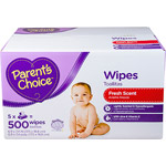 Parent's Choice Scented Baby Wipes