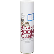 Out! International Out Rug And Room Deodorizer