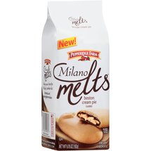 Pepperidge Farm Milano Melts Boston Cream Pie Crispy Cookies