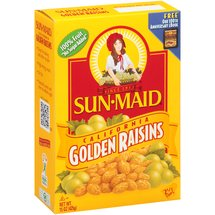 Sun-Maid California Golden Raisins