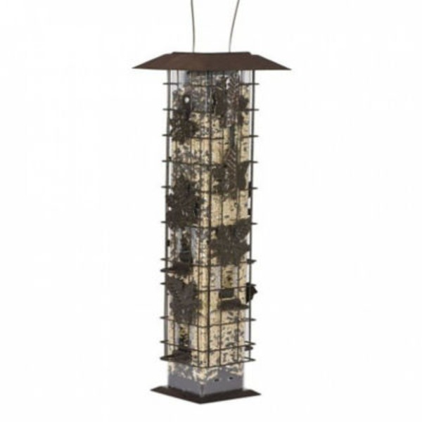 Perky Pet Squirrel Be Gone Wild Bird Feeder