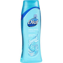 Dial Spring Water Clean&Refresh Antibacterial Body Wash