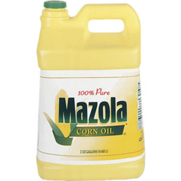 Mazola 100% Pure Corn Oil