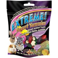 F.M. Brown's Extreme Yogurt Yummies Small Animal Treat