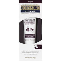 Gold Bond Ultimate Dark Spot Minimizing Body Cream