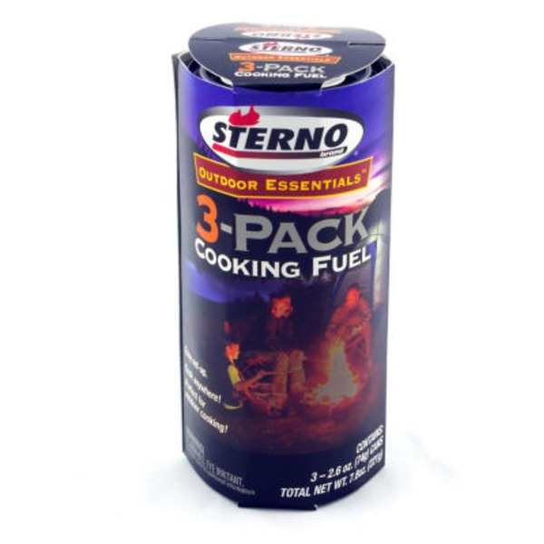Sterno Cooking Fuel